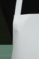 Detail foto van PVC Schort. Deze schort is water, vuil en vet afstotend. - Nekband