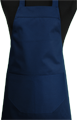 Detail foto van Hobbyschort met zak in 2e - Marine
