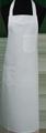 Detail foto van Slagersschort 2 zakken - Wit