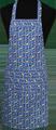 Detail foto van Hobbyschort bont met zak in 2e gedeeld - Dessin 2