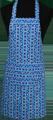 Detail foto van Hobbyschort bont met zak in 2e gedeeld - Dessin 3
