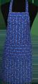 Detail foto van Hobbyschort bont met zak in 2e gedeeld - Dessin 6