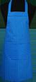 Detail foto van Hobbyschort streep met zak in 2e gedeeld - Dessin 1