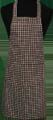 Detail foto van Hobbyschort streep met zak in 2e gedeeld - Dessin 14