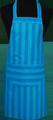 Detail foto van Hobbyschort streep met zak in 2e gedeeld - Dessin 3