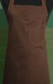 Detail foto van Hobbyschort 2 zakken - Bruin
