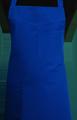 Detail foto van Schoenmakersschort 2 zakken - Kobalt