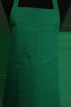 Detail foto van Schoenmakersschort 2 zakken - Licht groen