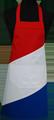 Detail foto van Hobbyschort vlag met zak in 2e gedeeld - Holland