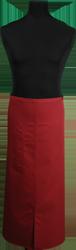 Paspop foto van Sloof met 1 loopsplit en 1 zak opgestikt