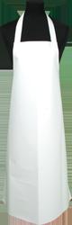 Paspop foto van PVC Schort. Deze schort is water, vuil en vet afstotend.