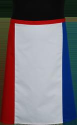 Paspop foto van Koksloof in 3 kleur
